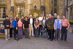 Oxford outing group